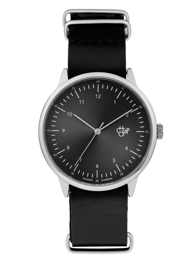 zegarek męski CHEAPO Harold Groove Metal