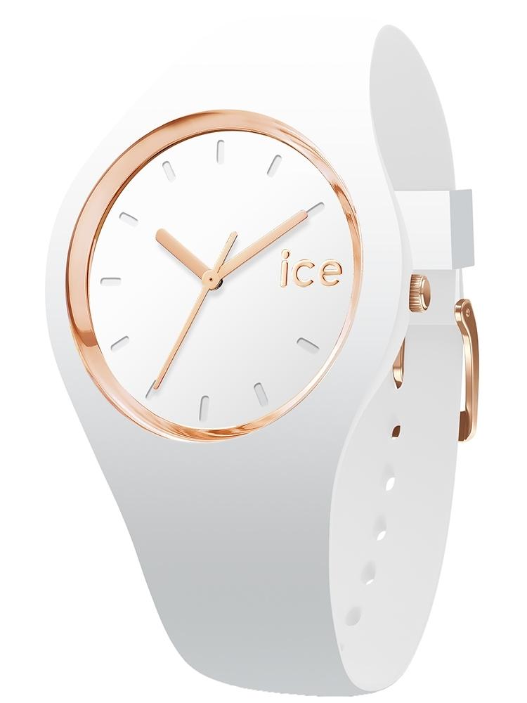 000977 ICE-WATCH GLAM Small biały damski zegarek