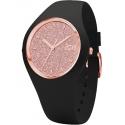 001346 ICE-WATCH Glitter Small damski zegarek na pasku silikonowym