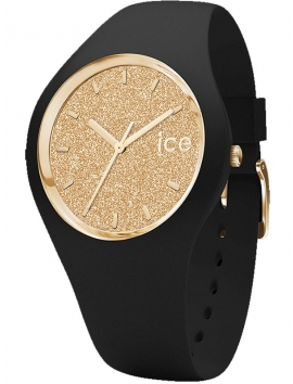 001355 ICE-WATCH Glitter czarny zegarek damski
