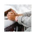 001069 ICE-WATCH GLAM Pastel różowy zegarek damski