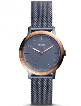 ES4312 FOSSIL damski zegarek na bransolecie mesh