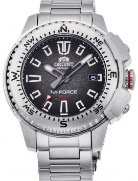 RA-AC0N02Y10B Orient M-Force Diver męski zegarek do nurkowania