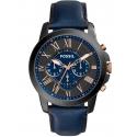 FS5061 FOSSIL męski zegarek na pasku skórzanym