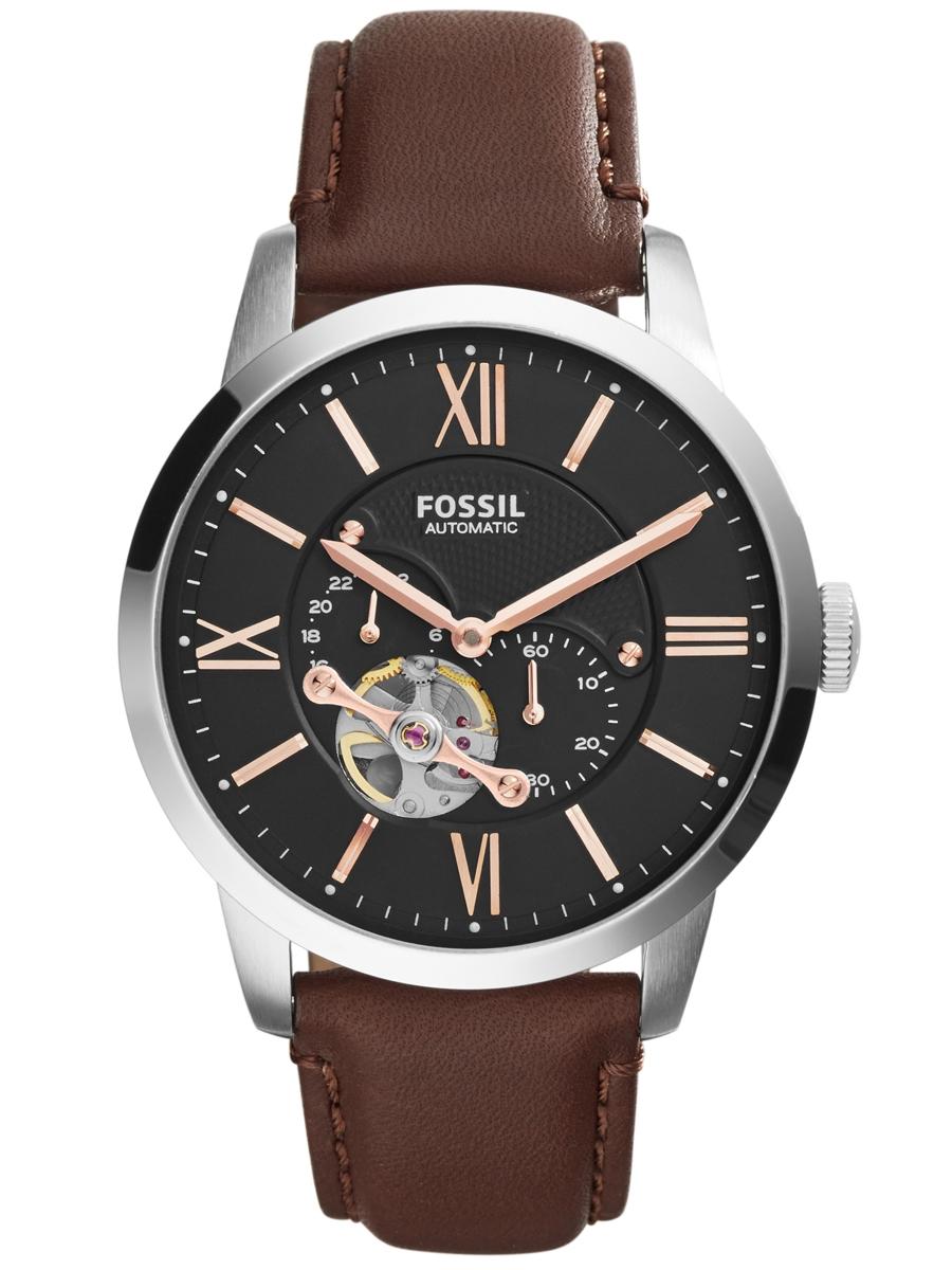 ME3061 Fossil męski zegarek na pasku skórzanym