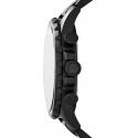 JR1401 Fossil czarny zegarek męski