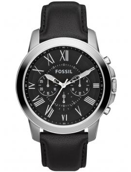FS4812 Fossil męski zegarek na pasku skórzanym