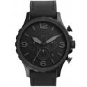 JR1354 Fossil czarny zegarek męski