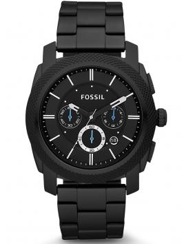 FS4552 FOSSIL czarny zegarek męski
