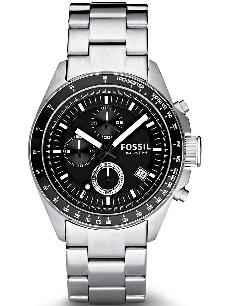 CH2600 Fossil męski zegarek na bransolecie
