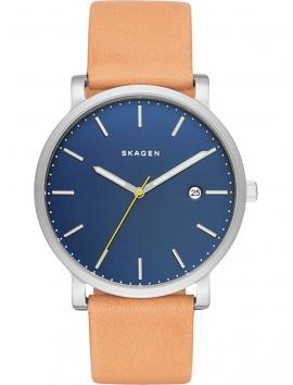 SKW6279 męski zegarek na pasku skórzanym
