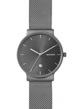 SKW6432 SKAGEN Ancher męski zegarek na bransolecie meshowej Quick Release