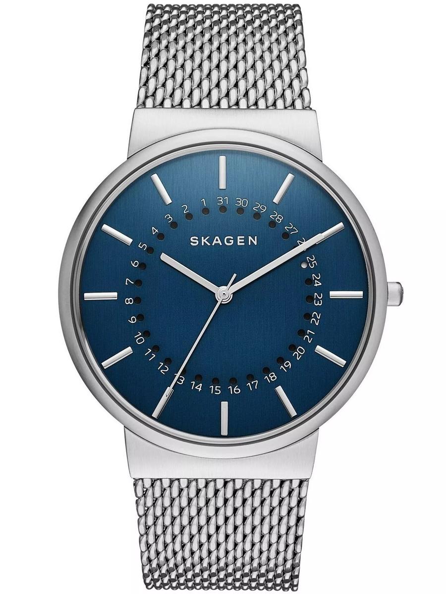 SKW6234 SKAGEN Steel męski zegarek na bransolecie meshowej