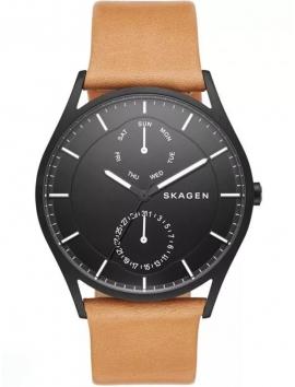 SKW6265 SKAGEN Holst męski zegarek na pasku skórzanym