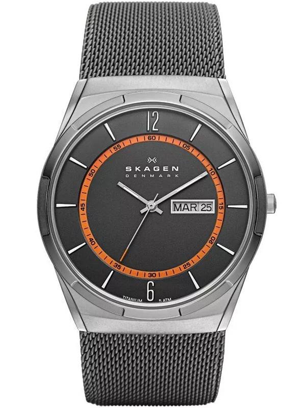 SKW6007 SKAGEN Aktiv męski zegarek na bransolecie meshowej