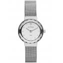 456SSS SKAGEN Steel damski zegarek na bransolecie meshowej