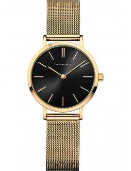 zegarek damski złoty Bering Classic 14129-332