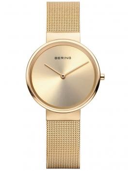 BERING Classic 14531-333 złoty zegarek damski