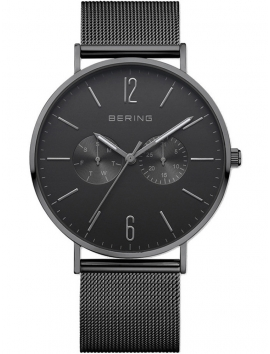 14240-223 BERING Classic męski zegarek na bransolecie meshowej