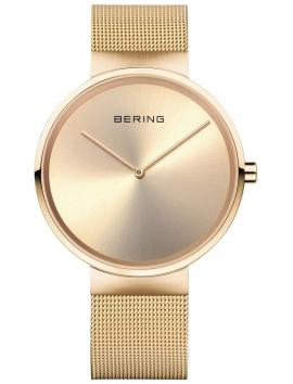 14539-333 BERING Classic złoty zegarek damski
