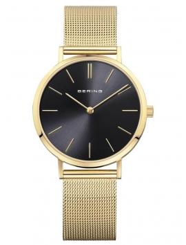 14134-332 BERING Classic złoty zegarek damski na bransolecie