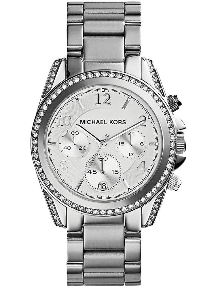 MICHAEL KORS MK5165 srebrny zegarek damski