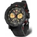 6S21-620C629 męski zegarek na pasku silikonowym