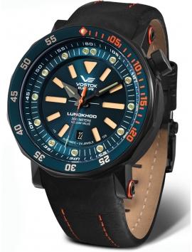 VOSTOK EUROPE Lunokhod 2 NH35A-620C633 męskie zegarki rosyjskie