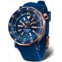 VOSTOK EUROPE Lunokhod 2 NH35A-620E632 wodoszczelny zegarek męski