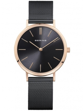 14134-166 BERING Classic damski zegarek na bransolecie meshowej
