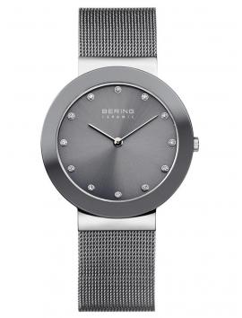 11435-389 BERING Ceramic damski zegarek na bransolecie