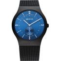 11940-227 BERING Classic męski zegarek na bransolecie meshowej