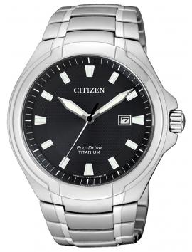 BM7430-89E CITIZEN Eco-Drive męski zegarek na bransolecie