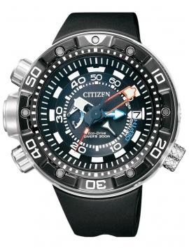 BN0200-81E CITIZEN Promaster Marine męski zegarek sportowy