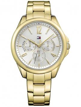 1781833 TOMMY HILFIGER złoty zegarek damski