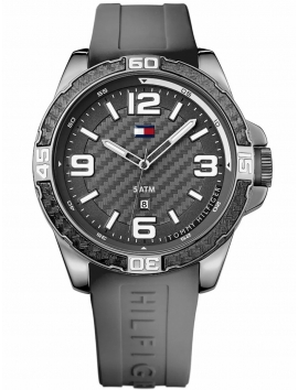 1791089 TOMMY HILFIGER męski zegarek na pasku silikonowym