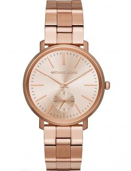 MK3501 MICHAEL KORS złoty zegarek damski