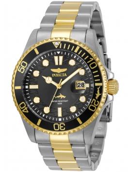 INVICTA Pro Diver Men 30023 męski zegarek na bransolecie bikolor
