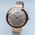 BERING Classic 12034-064 damski zegarek z kryształkami