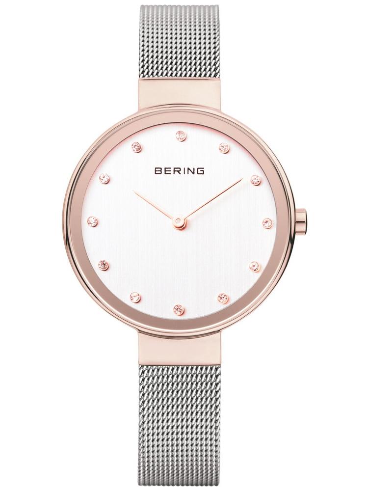 BERING Classic 12034-064 damski zegarek na bransolecie