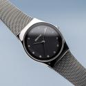 12927-002 BERING Classic damski zegarek z kryształkami Swarovskiego