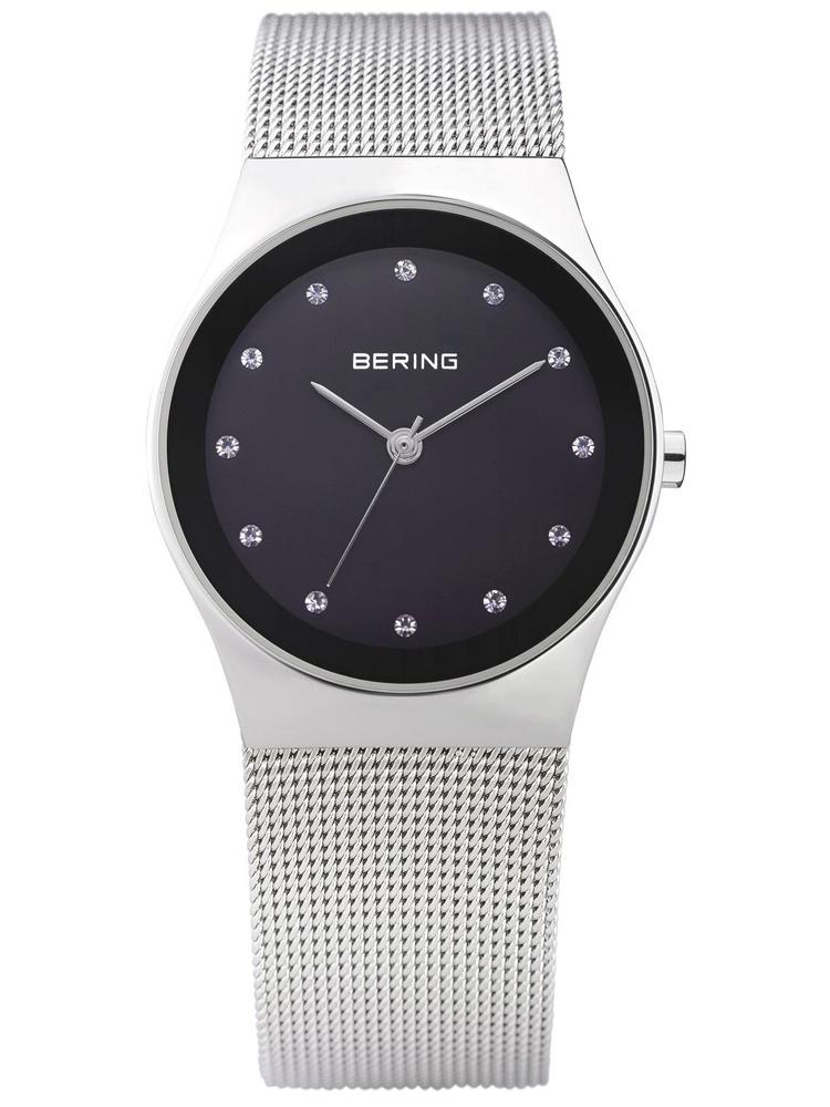 12927-002 BERING Classic damski zegarek na bransolecie meshowej