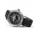 V.1.33.0.252.4 AVIATOR Swiss Made Moon Flight V.1.33.0.252.4 czarny zegarek damski