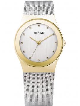 12927-001 BERING Classic damski zegarek na bransolecie meshowej