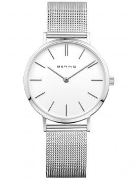 14134-004 BERING Classic damski zegarek na bransolecie meshowej