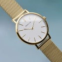 14134-331 BERING Classic zegarek damski na bransolecie meshowej