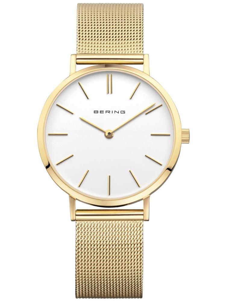 14134-331 BERING Classic złoty zegarek damski