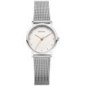 13426-001 BERING Classic zegarek damski na bransolecie meshowej