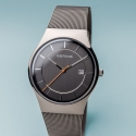 11938-007 BERING Classic cienki zegarek meski