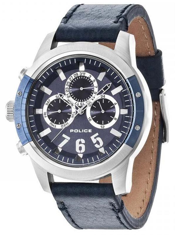 14381JSTBL/03 kwarcowy zegarek męski